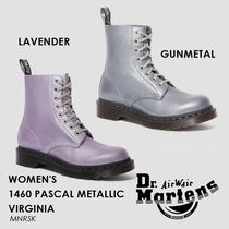 【希少】Dr.Martens・レディース・1460 PASCAL METALLIC VIRGINIA