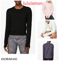【lululemon】Then to Now Long Sleeve ゆったり長袖 ロンT