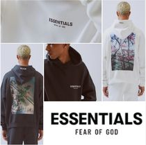 【FEAR OF GOD】Essentials Pullover Photo Hoodie フーディ