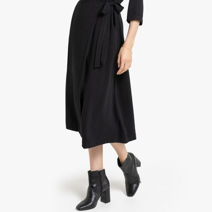 LA Redoute ワンピース La Redoute Neck dress portfolio tailor, 3/4 sleeves(4)