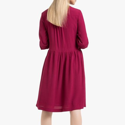 LA Redoute ワンピース La Redoute Flared Dress, long sleeves(9)