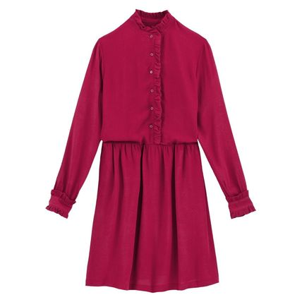 LA Redoute ワンピース La Redoute Flared Dress, long sleeves(10)
