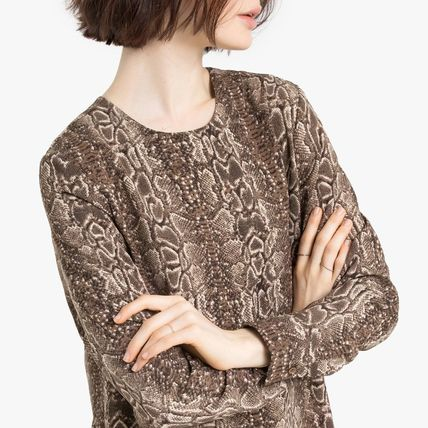 LA Redoute ワンピース La Redoute Dress python print, long sleeves(3)