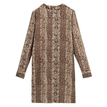 LA Redoute ワンピース La Redoute Dress python print, long sleeves(5)