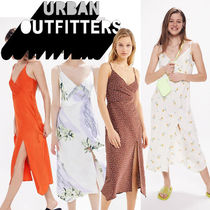 ● Urban Outfitters ●人気 Kelly ミディ丈 ワンピース 5色