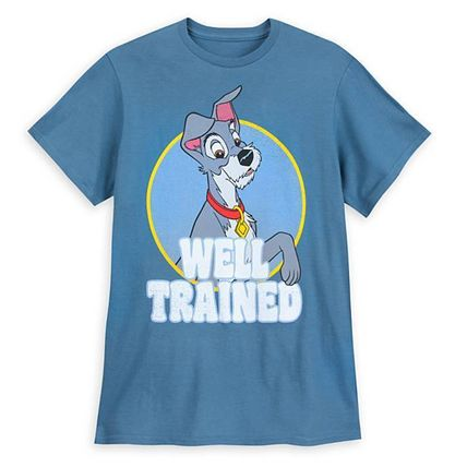 US Disney Parks限定☆男女兼用 トランプ Well Trained Tシャツ