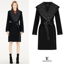 【Louis Vuitton】★19AW★ MANTEAU PORTEFEUILLE フード