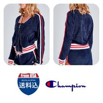 ★追跡有り★CHAMPION LIFE WARM-UP TERRY TRACK JACKET★