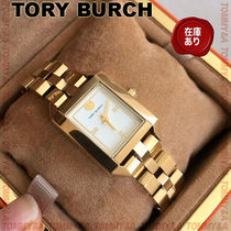 ★人気のスクエアモデル★TORY BURCH Dalloway Ladies Watch