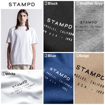【Stampd' LA】日本未入荷☆最新☆STACKED LOGO TEE
