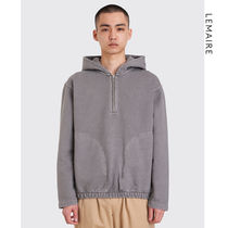 [LEMAIRE] ルメール Hooded Zipped Sweater