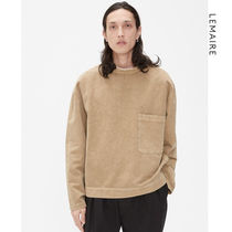 [LEMAIRE] ルメール Stand Collar Top
