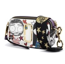 MARC JACOBS Marc & Anna Printed Snapshot Bag