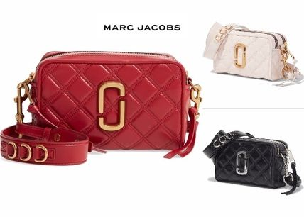 MARC JACOBS ショルダーバッグ・ポシェット Marc Jacobs☆The Quilted Softshot The Softshot 21