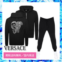 Versace Collection*バッグプリントトラックスーツ○送料無料○