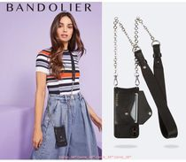【NEW】Bandolier*Anna Crossbody Side-Slot*iPhone XR,XS MAX