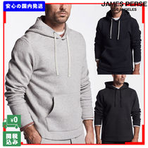 JAMES PERSE(ジェームスパース) パーカー・フーディ JAMES PERSE 日本未入荷 RECYCLED DOUBLE KNIT HOODIE 関税送込