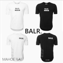 BALR. ボーラー 2019AW RIGHT TIME FIELD ロゴTシャツ