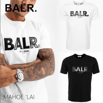 BALR. ボーラー 2019AW BLACK LABEL OUTLINED ロゴTシャツ