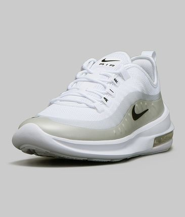 Nike スニーカー 新作!W NIKE AIR MAX AXIS WHITE/BLACK/LIGHT BONE 23~28.5cm(4)