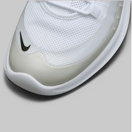 Nike スニーカー 新作!W NIKE AIR MAX AXIS WHITE/BLACK/LIGHT BONE 23~28.5cm(6)