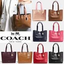 Coach☆セール!Derby Tote コーチ トートバッグ 6色☆税・送込