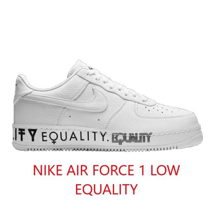 [NIKE] AIR FORCE 1 LOW EQUALITY