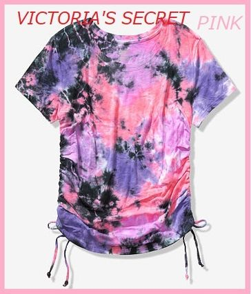 Victoria's Secret Tシャツ・カットソー Victoria's Secret 日本未入荷!Ruched Side  Tシャツ