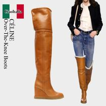 Celine over-the-knee boots