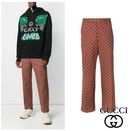 outlet store eac8e 85042 [Gucci]メンズ パンツ 572439 ZKU09 9863