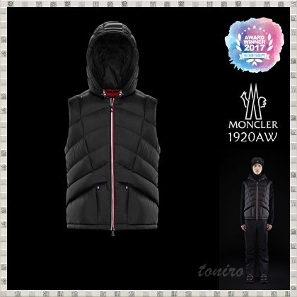 19/20AW 【MONCLER GRENOBLE】ROSSINIERE ブラック