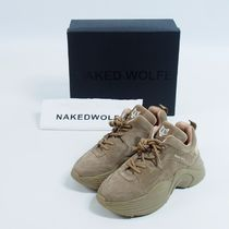 Naked Wolfe::TRACK ダッドスニーカー:US9[RESALE]