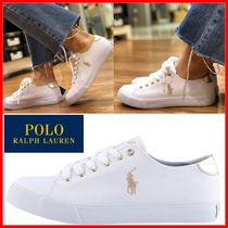 【POLO】SLATER Sneakers (23-25cm)☆正規品・安全発送☆