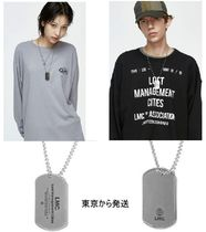 LMC INFLUENCER DOG TAG REMADE BY LMC -silver-