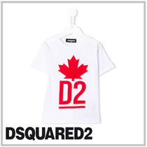 DSQUARED2 KIDS☆D2 PRINT JERSEY T-SHIRT☆関税送料込み