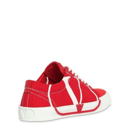VALENTINO スニーカー ●関税・送料込●VALENTINO GARAVANI TRICKS LOW-TOP SNEAKER 赤(4)