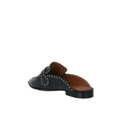 GIVENCHY シューズ・サンダルその他 【GIVENCY】STUDDED LEATHER LOAFERS(2)