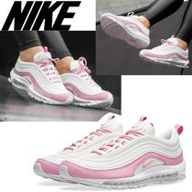 Nike(ナイキ)正規品/ AIR MAX 97 ESSENTIAL WHITE/PSYCHIC PINK