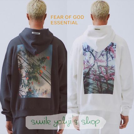 FEAR OF GOD パーカー・フーディ ★新作★The Essentials Photo Series Pullover Hoodie by FOG