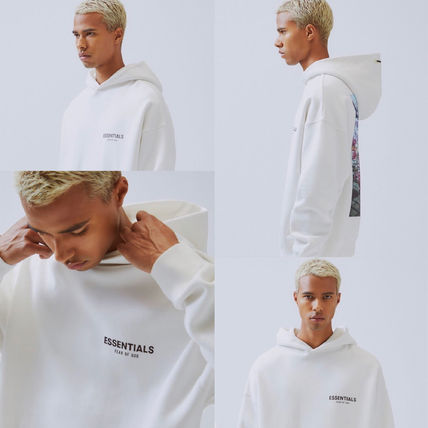FEAR OF GOD パーカー・フーディ ★新作★The Essentials Photo Series Pullover Hoodie by FOG(5)