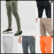 ASOS DESIGN skinny joggers with MA1 pocket