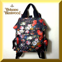 Vivienne Westwood★JESSICA★BACKPACK 2way 花柄リュック SMALL