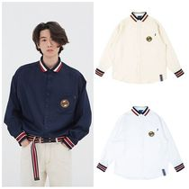 ROMANTIC CROWNの21C BOYS COLLAR SHIRT 全3色
