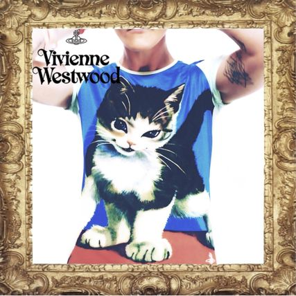 Vivienne Westwood Tシャツ・カットソー ☆希少☆Vivienne Westwood 子猫 キトゥン Tシャツ(2)