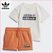 New☆adidas originals R.Y.V. SHORTS UND T-SHIRT SET かわいい