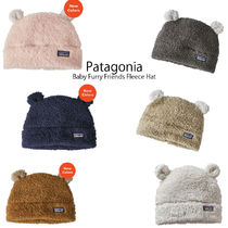【Patagonia】可愛い耳付きハット★Baby Furry Friends Hat