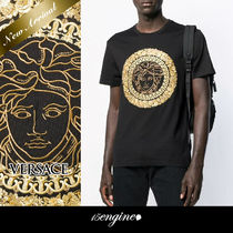 COOL☆Medusa Embroidery Tシャツ☆VERSACE
