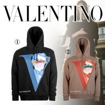 19AW〓VALENTINO×UNDERCOVER〓UFOフーディ パーカー