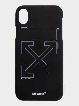 Off-White スマホケース・テックアクセサリー ★イベント/関税込★Off-White★ARROW IPHONE XS PHONE CASE★(13)