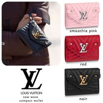 Louis Vuitton ニューウェーブ コンパクトウォレット NEW WAVE